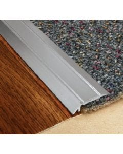 Edge Transition Trim Smooth Pewter 1.8M