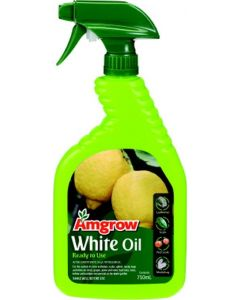 Amgrow 750ml White Oil Insecticide