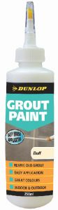 Dunlop 250 ML Grout Paint Buff