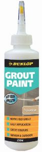 Dunlop 250 ML Grout Paint Travertine