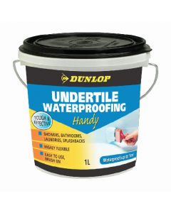 Dunlop 1 Litre Undertile Waterproofing