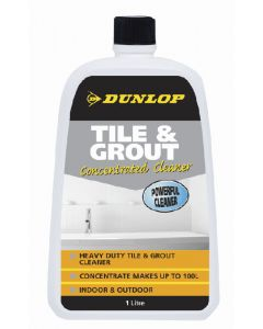 Dunlop 1 Litre Tile & Grout Cleaner