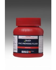 Bostik Plumbers Mate Priming Fluid (Red and Clear)