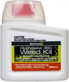 Earthcore Glyphosate Weed Killer Concentrate 250ml