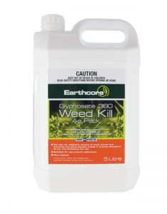 Earthcore Glyphosate Weed Killer Concentrate 5L