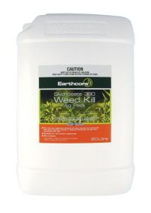 Earthcore Glyphosate Weed Killer Concentrate 20L