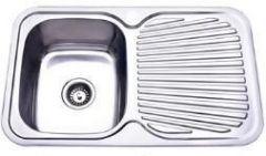 Ultimate Single Bowl Kitchen Sink LH