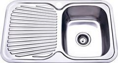 Ultimate Single Bowl Kitchen Sink RH