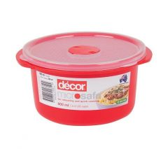 Microsafe® Round Container 800ml