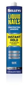 Selleys Liquid Nails Instant Hold 290ml