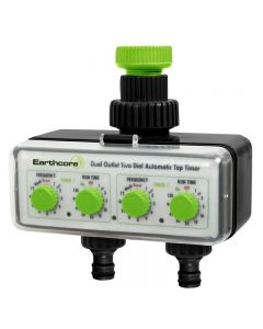 Earthcore Tap Timer 2 Outlet