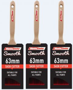 RotaCota Smooth Sash Cutter 63mm - 3 Pack