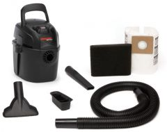 Shop Vac 4L 1100W Poly Handheld Wet/Dry Vacuum