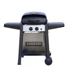 2 Burner Hooded BBQ