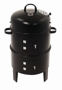 Charmate Lawson Jnr Charcoal Smoker and Grill
