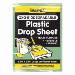 Uni-Pro Biodegradable Light Drop Sheet
