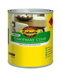 Cabots Cabothane Low Sheen 500Ml