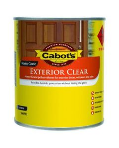Cabots Exterior Clear Oil 500Ml