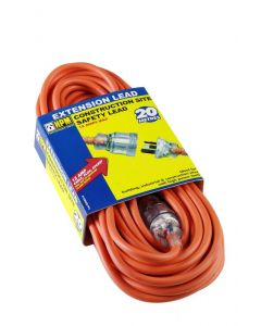 HPM 20m Construction Extension Lead