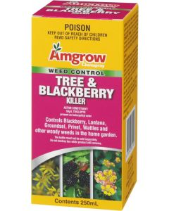 Amgrow 250ml Tree and Blackberry Herbicide