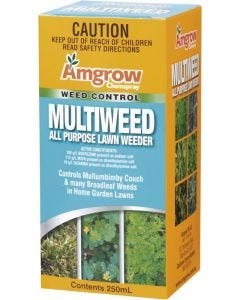 Amgrow 250ml All Purpose Multiweed Herbicide