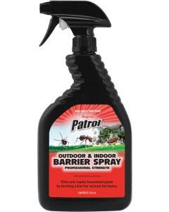 Amgrow 750ml Patrol Barrier Insecticide