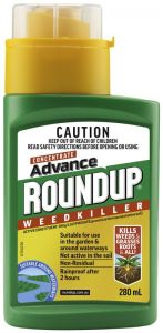 Roundup Advance Concentrate Herbicide 280ml