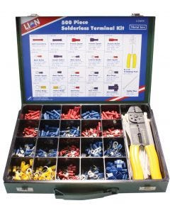 Crimping Tool Kit 500 Pce Professional.