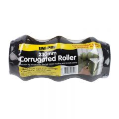 Uni-Pro Corrugated Roller Cover 230mm