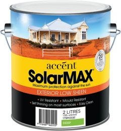 Accent® Solarmax Low Sheen Deep 2L
