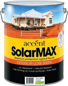 Accent® Solarmax Low Sheen Deep 10L