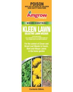 Amgrow 500ml Kleen Lawn Herbicide