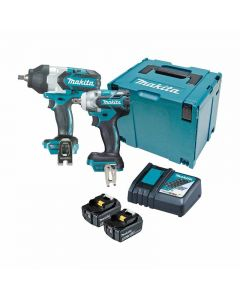 Makita 18V Brushless 2 Piece Combo Kit DLX2233TJ