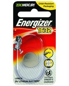 Energizer Battery Li 3V C1632