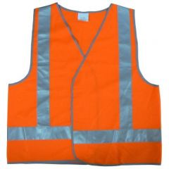 Hi Vis Large Safety Vest