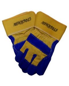 Glove Work Mens Premium Leather
