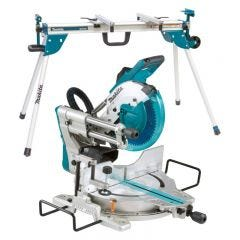 Makita 260mm 1510W Slide Compound Saw + Mitre Saw Stand