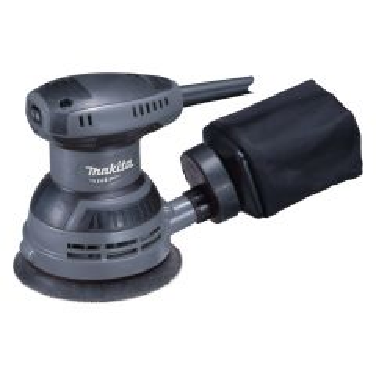 "Makita MT 125mm 240W (5"") Random Orbital Sander"