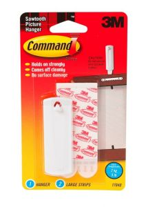 Command Sawtooth Picture Hanger