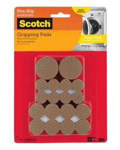 Scotch Value Pack Gripping Pads Pack of 36