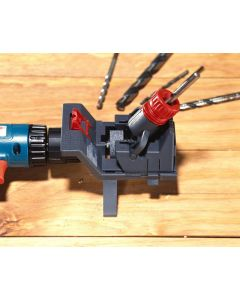 2-in-1 Drill Bit and Tool Sharpener