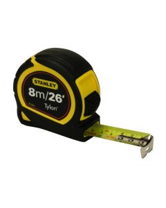 Stanley 8m/26' Tylon Tape Measure