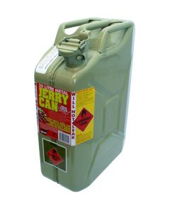 Pro Quip 20L Olive Metal Jerry Can