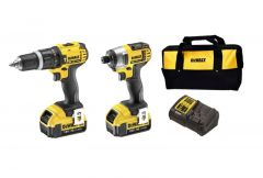 DeWalt 18V 2 Piece Combo Kit