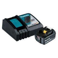 Makita Single Port Rapid Battery Charger