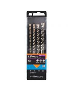 Sutton 4 Piece SDS Booster Masonry Bits