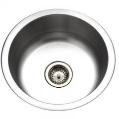 Ultimate Classic Stainless Steel Sink Round Bowl 20L