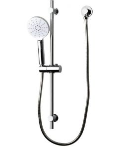 Mixx Circa Builders Round Rail Shower