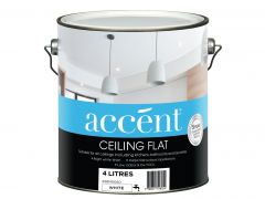 Accent® Ceiling White 4L