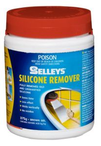 Selleys 375g Silicone Remover